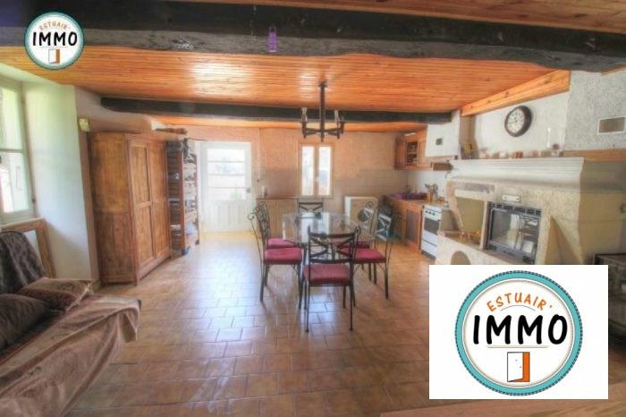 Vente maison / villa Saint-fort-sur-gironde 67200€ - Photo 2