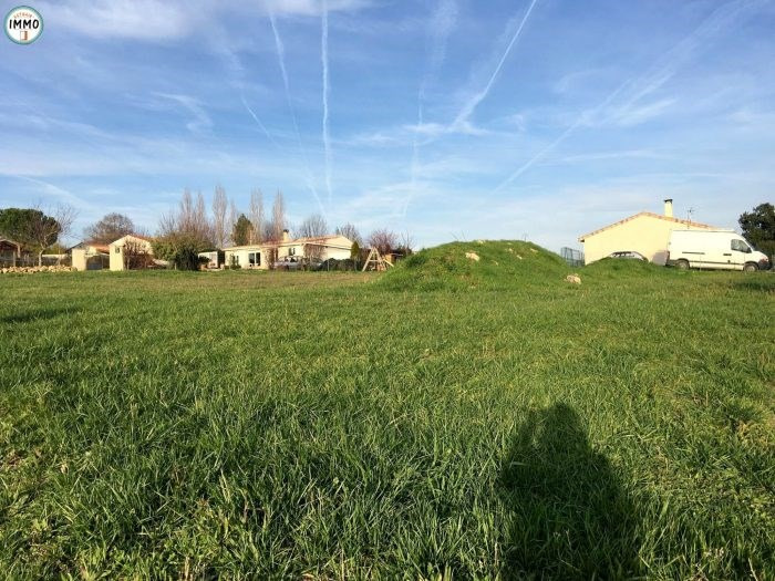 Vente terrain Saint-georges-des-agoûts 22000€ - Photo 3