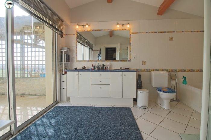 Deluxe sale house / villa Saint-dizant-du-gua 508800€ - Picture 6