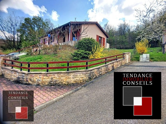 Vente maison / villa Lugny 163000€ - Photo 1