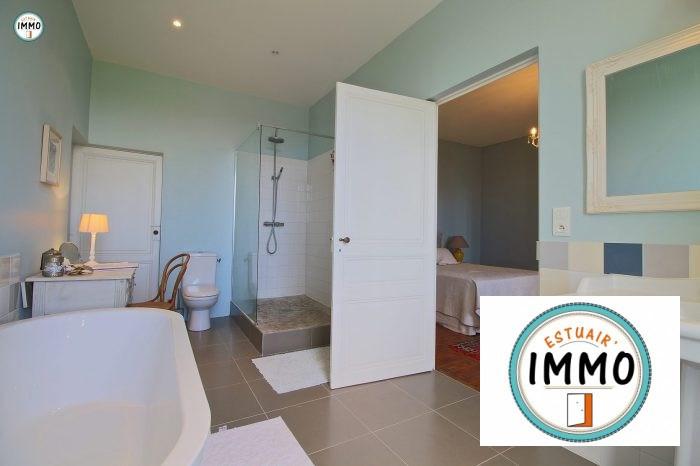 Deluxe sale house / villa Mortagne sur gironde 598900€ - Picture 14