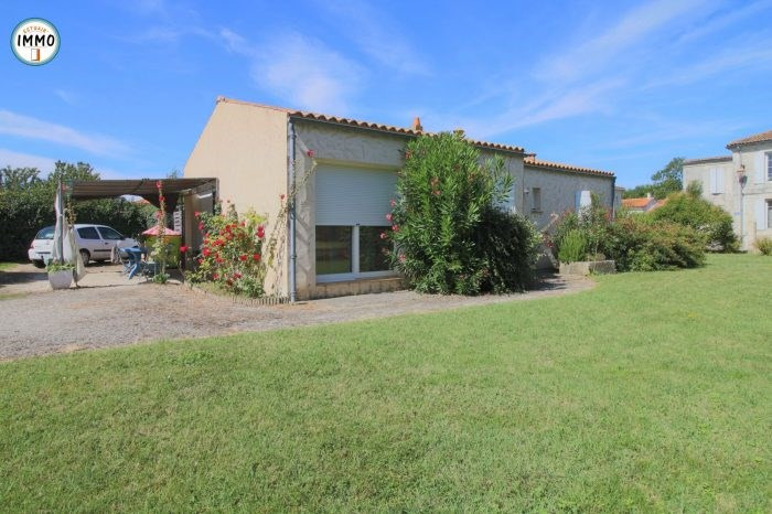 Sale house / villa Chenac-saint-seurin-d'uzet 149500€ - Picture 1