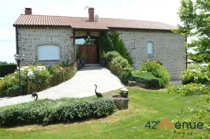 Revenda residencial de prestígio casa Rozier-côtes-d'aurec 514000€ - Fotografia 3