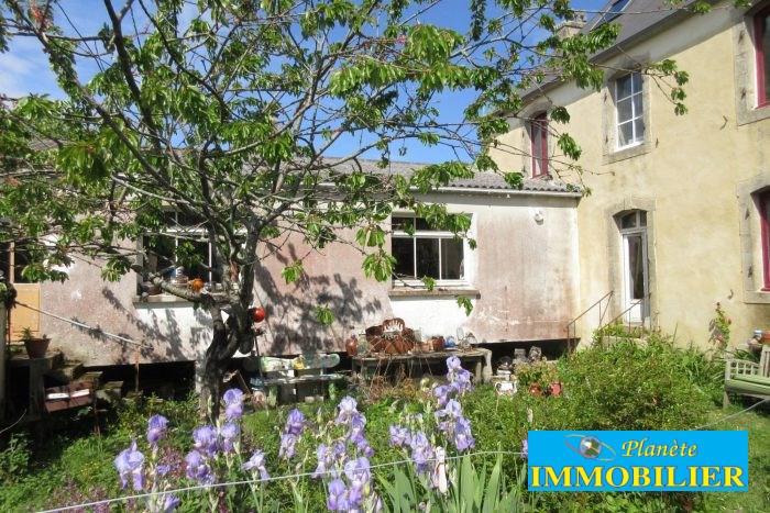 Vente maison / villa Cléden-cap-sizun 111300€ - Photo 1