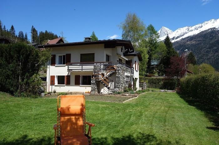 Vente de prestige maison / villa Chamonix mont blanc 1380000€ - Photo 1