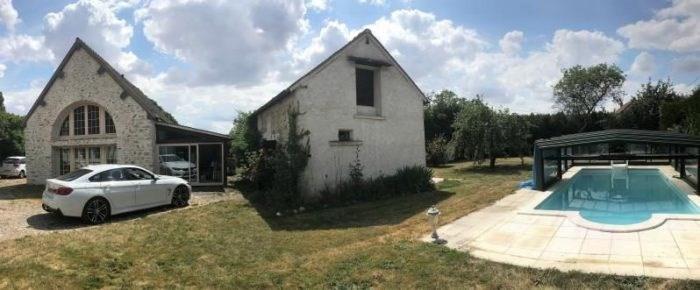 Sale house / villa Villegats 350000€ - Picture 1