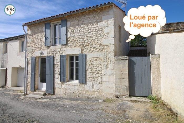 Rental house / villa Saint-fort-sur-gironde 520€ CC - Picture 1