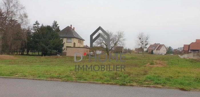 Vendita terreno Wilwisheim 66375€ - Fotografia 2