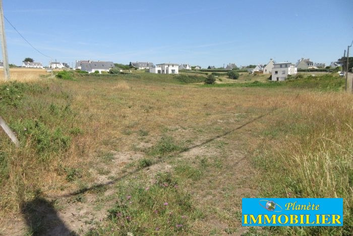 Vente terrain Plozévet 43 827€ - Photo 1