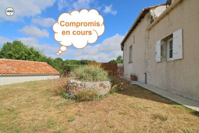 Sale house / villa Chenac-saint-seurin-d'uzet 139000€ - Picture 1