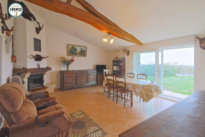 Vente maison / villa Saint-fort-sur-gironde 160080€ - Photo 2