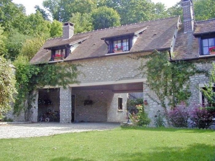 Vente maison / villa Breuilpont 380000€ - Photo 3