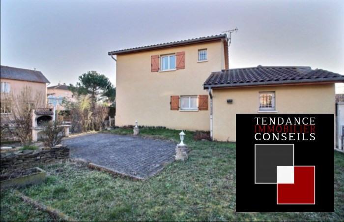 Vente maison / villa Jassans-riottier 269000€ - Photo 3