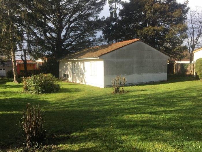 Sale house / villa Saint leger les vignes 148400€ - Picture 1