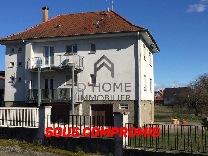 Produit d'investissement immeuble Haguenau 326480€ - Photo 1