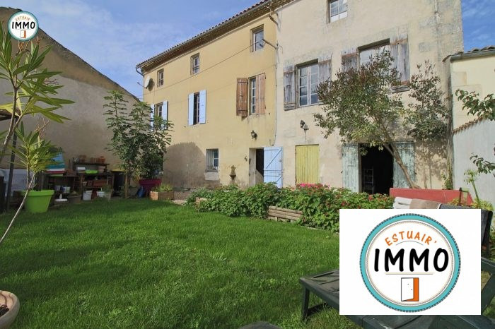 Vente maison / villa Mortagne-sur-gironde 150 080€ - Photo 1