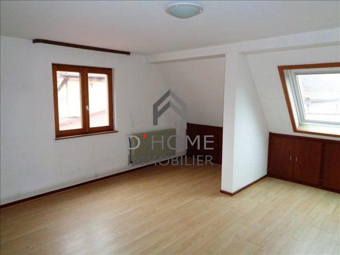 Rental apartment Haguenau 550€ CC - Picture 1