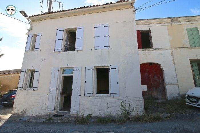 Vente maison / villa Saint-fort-sur-gironde 61600€ - Photo 1