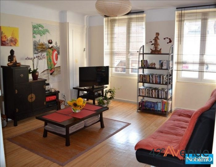 Вложения денег в недвижимости квартирa Saint-étienne 73000€ - Фото 1