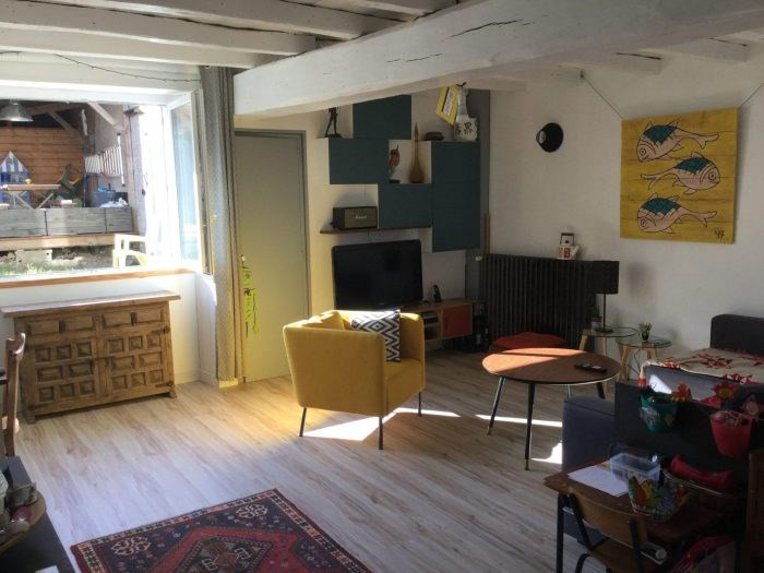 Sale house / villa L'herbergement 137900€ - Picture 1