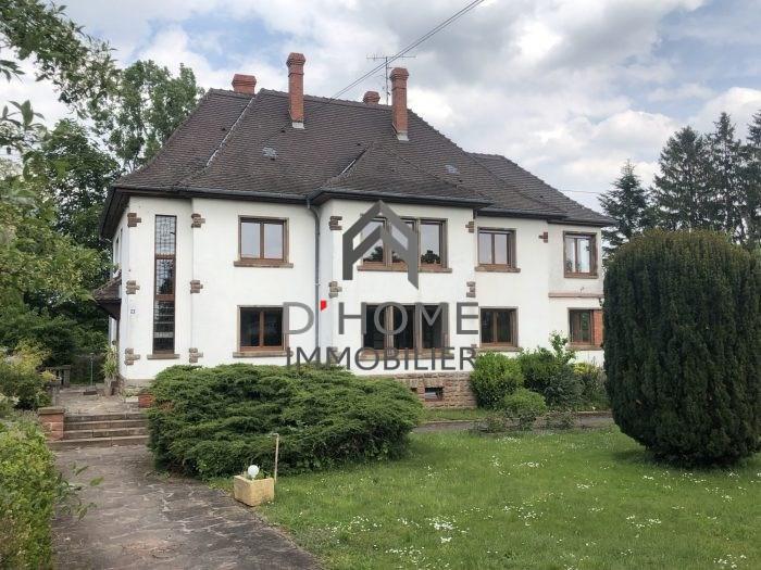 Produit d'investissement maison / villa Bouxwiller 375500€ - Photo 1