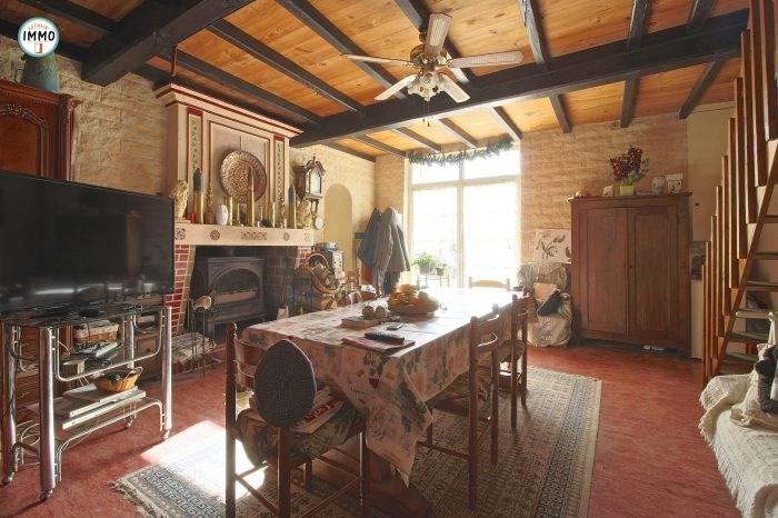 Vente maison / villa Saint-thomas-de-cônac 119240€ - Photo 5