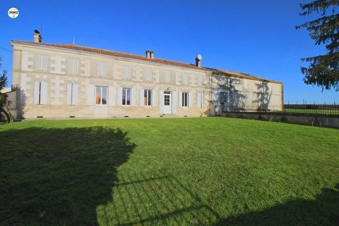 Vente maison / villa Semoussac 277160€ - Photo 2