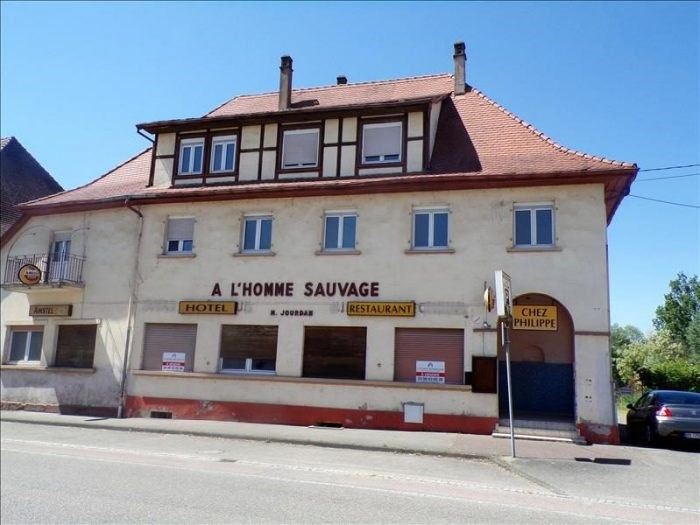Investment property building Haguenau 321 000€ - Picture 1