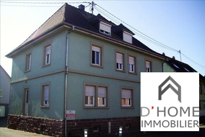 Verkauf mietshaus Gundershoffen 390000€ - Fotografie 1