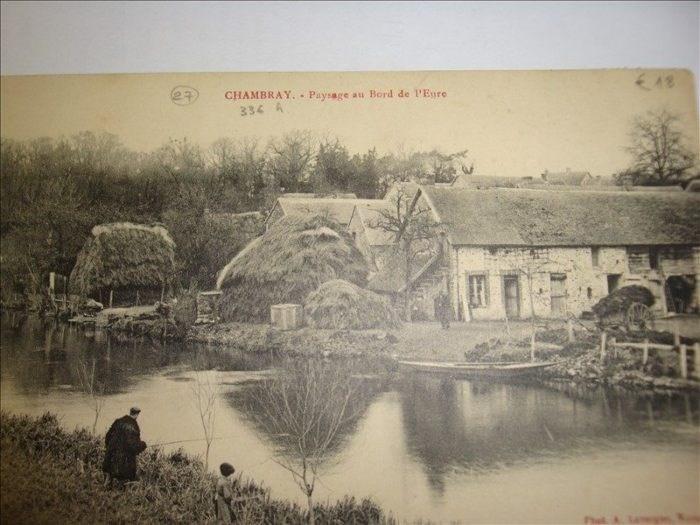 Vente maison / villa Chambray 374000€ - Photo 11