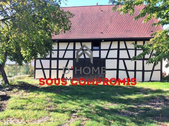 Verkoop  huis La wantzenau 160500€ - Foto 1