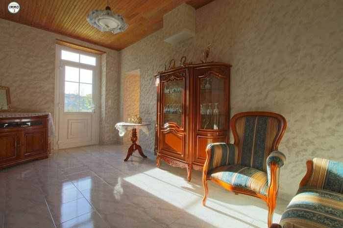 Vente maison / villa Semoussac 277160€ - Photo 3