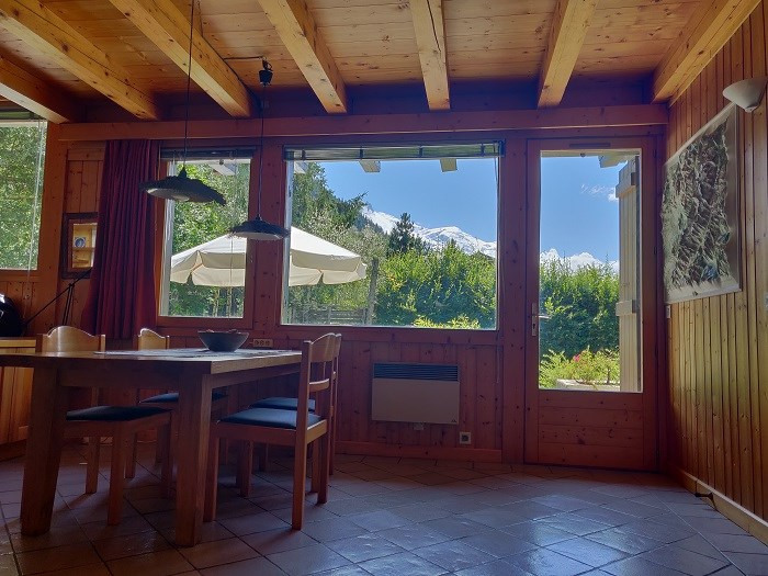 Vente de prestige maison / villa Argentiere 1390000€ - Photo 3