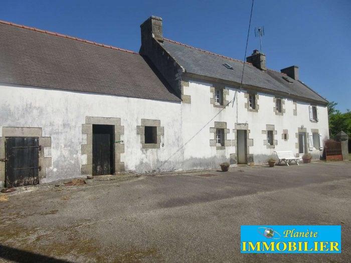 Sale house / villa Cleden cap sizun 86625€ - Picture 1