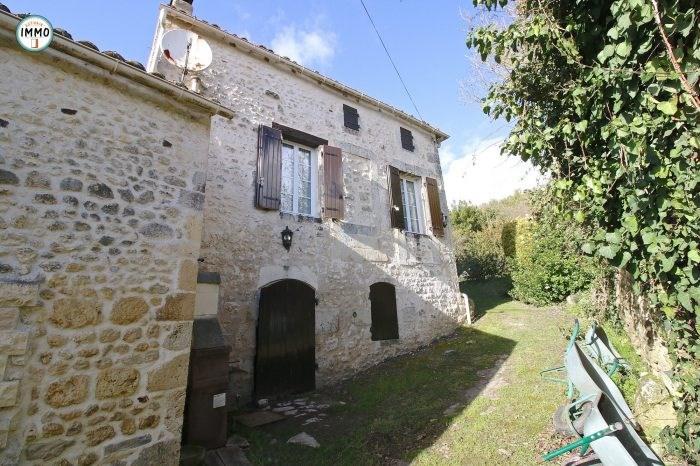 Sale house / villa Saint-thomas-de-cônac 119240€ - Picture 1