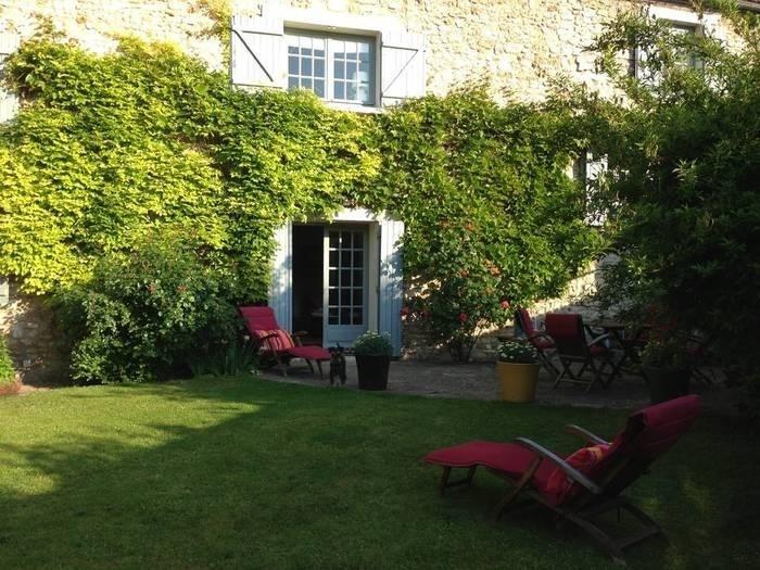 Deluxe sale house / villa St nom la breteche 895000€ - Picture 2