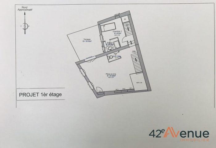 出售 住宅/别墅 Andrézieux-bouthéon 90000€ - 照片 2