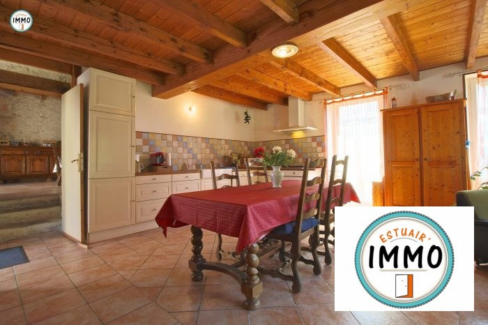 Vente maison / villa Mortagne sur gironde 192 960€ - Photo 5
