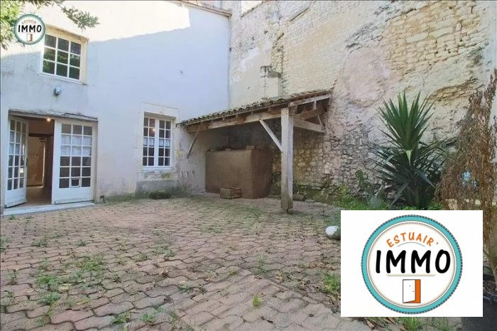Rental house / villa Mortagne-sur-gironde 490€ CC - Picture 1