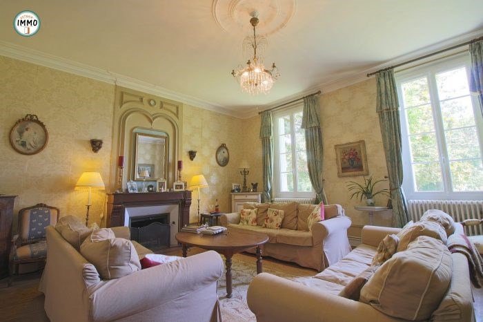 Vente de prestige maison / villa Saint-fort-sur-gironde 599000€ - Photo 4