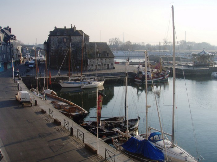 Rental shop Honfleur 1 520€ HT/HC - Picture 4