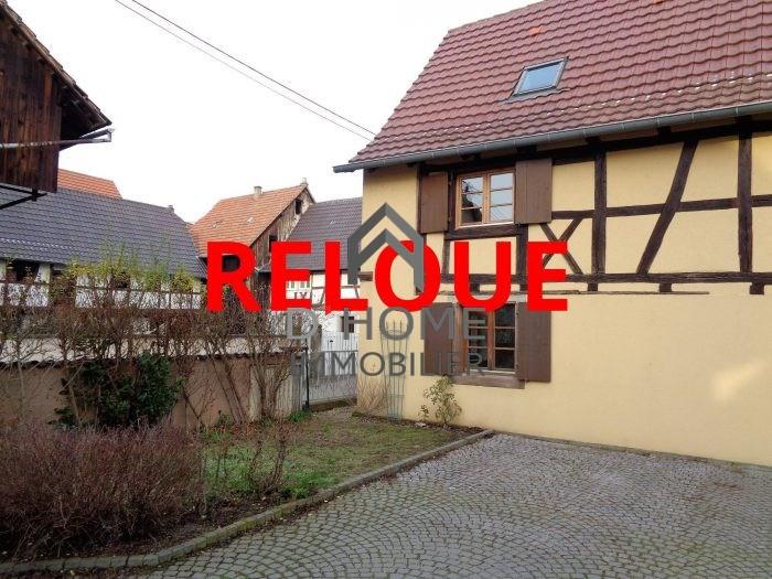 Verhuren  huis Hoerdt 1050€ CC - Foto 1