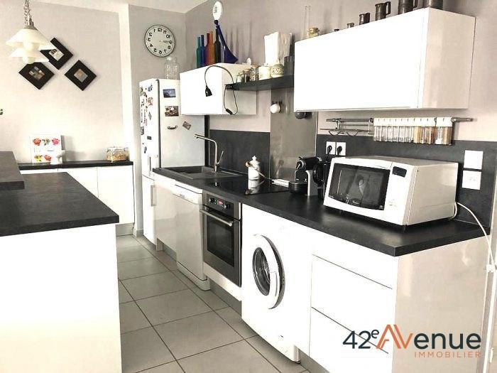 Vente appartement Roche-la-molière 210000€ - Photo 7
