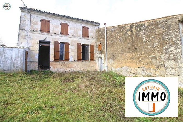 Sale house / villa Saint-fort-sur-gironde 66 000€ - Picture 1