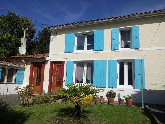 Vente maison / villa Saint-fort-sur-gironde 155445€ - Photo 1