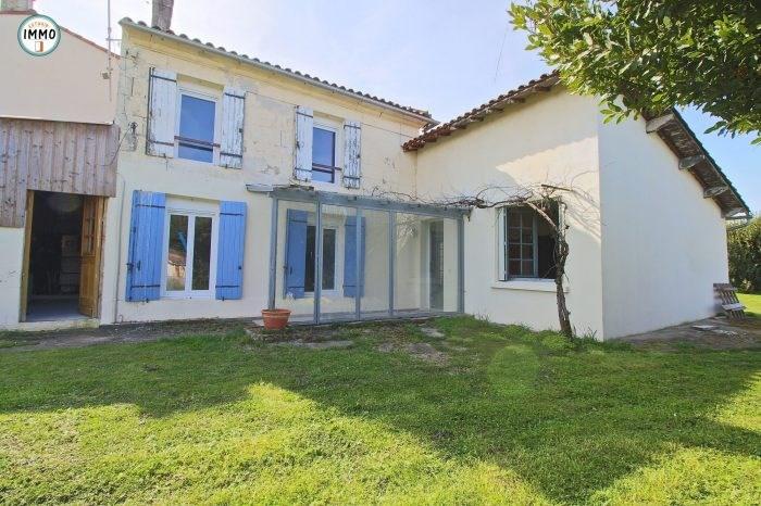 Vente maison / villa Saint-fort-sur-gironde 124660€ - Photo 1