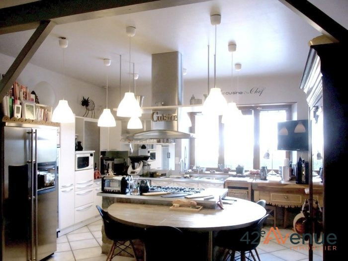 Revenda residencial de prestígio casa Rozier-côtes-d'aurec 514000€ - Fotografia 7