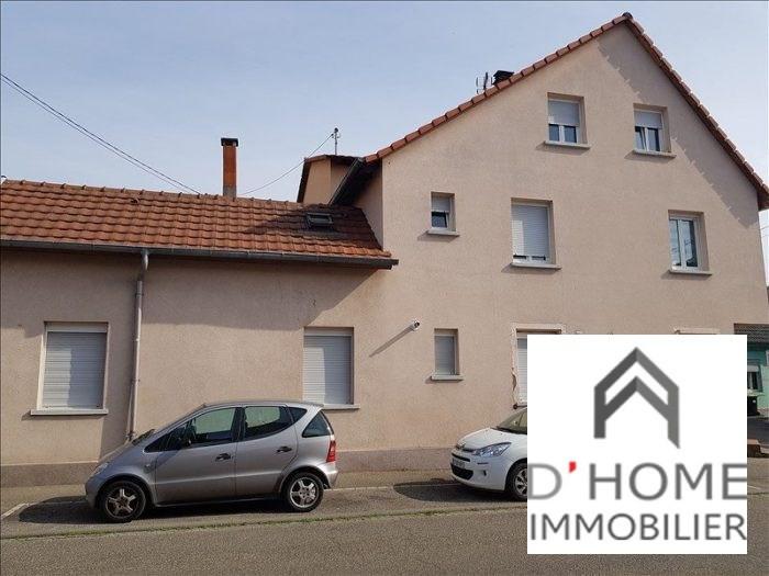 Verkauf mietshaus Bischwiller 372750€ - Fotografie 1