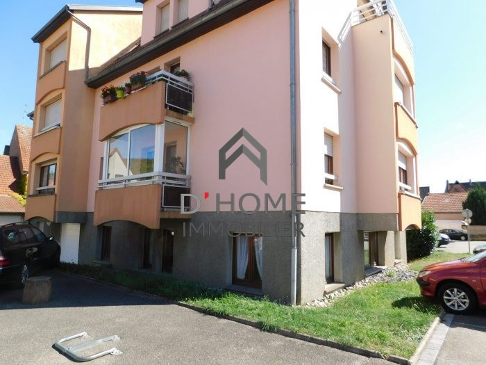 Sale apartment Mutzig 110 000€ - Picture 1