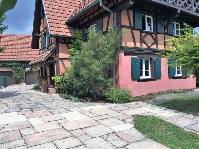 Deluxe sale house / villa Gambsheim 573000€ - Picture 2